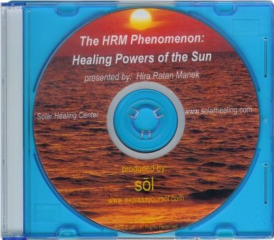 HRM Phenomenon: Healing Powers of the Sun