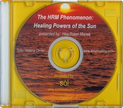 HRM Phenomenon: Healing Powers of the Sun